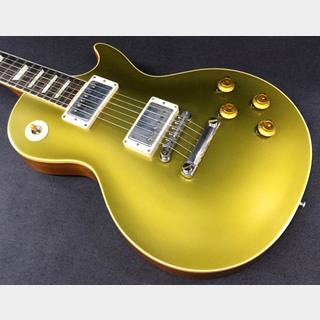 Gibson Custom Shop Japan Limited Run 1957 Les Paul Gold Top Reissue No Pickguard VOS #7 9851【3.97kg】
