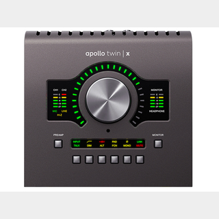 Universal Audio Apollo Twin X Quad ◆ [AUDIO I/F][オーディオインターフェース]