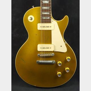 Gibson Custom Shop 50th Anniversary 1968 Les Paul Gold Top Heavy Aged