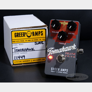 Greer Amps Limited Tomahawk OD Slate Grey
