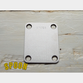 CallahamStainless Steel Neck Plates Satin