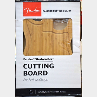 Fender Stratocaster Cutting Board 【まな板】【正規輸入品】【即納可能】