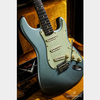 Fender Custom Shop 1959 Relic Stratocaster Ice Blue Metallic 2004年製
