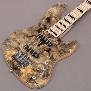 MAYONES Jabba Custom BB 5st Natural / Buckeye Burl Top メイワンズ【S/N JAB2010681】【御茶ノ水ROCKSIDE】