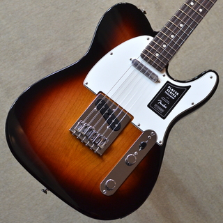 Fender Player Telecaster Pau Ferro Fingerboard ~3-Color Sunburst~ #MX18192899 【3.65kg】【送料無料】