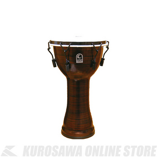 "TOCAFreestyle II Djembe 10"" - Spun Copper - Synthetic Head[TF2DM-10SC]《ジャンベ》【送料無料】"