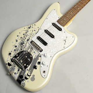 Squier by Fender MAMI JAZZMASTER PWH 【PEARL WHITE/パール ホワイト】
