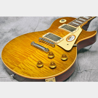 Gibson Custom Shop True Historic 1959 Les Paul Reissue Hand Selected Murphy Aged Dirty Lemon 【御茶ノ水FINEST_GUITARS】