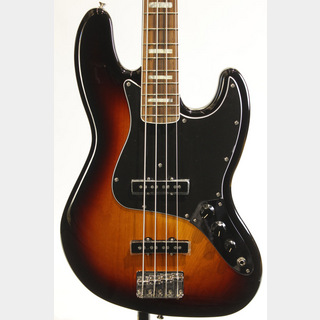 FenderVintera 70s Jazz Bass (3 Tone Sunburst/Pau Ferro)