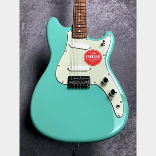 Fender Player Series Duo Sonic  #19225230 -Seaform Green-【3.11kg】