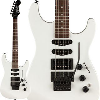 Fender Made in Japan Limited Edition HM Strat (Bright White/Rosewood)