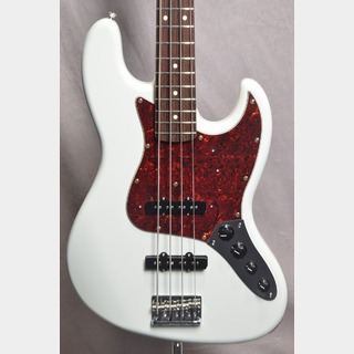 Fender Japan Made in Japan Limited Active Jazz Bass Rosewood Fingerboard Olympic White 【横浜店】