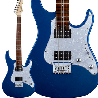 GrassRoots G-SN-45DX Metallic Blue エレキギター G-SNシリーズ