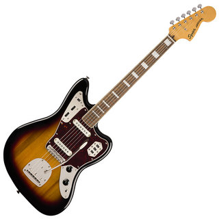 Squier by Fender Classic Vibe '70s Jaguar 3-Color Sunburst ジャガー