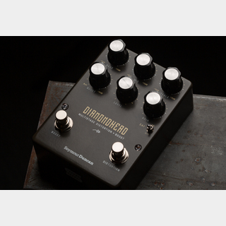 Seymour Duncan DIAMONDHEAD - MULTISTAGE DISTORTION + BOOST PEDAL-