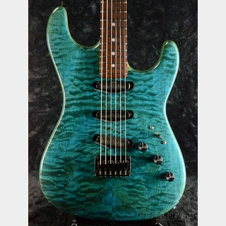 WARMOTH ST-TYPE -See Through Blue- 1990年代製