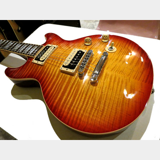 Gibson Gibson USA Les Paul Standard Double Cutaway Carved Top 2016 Limited Heritage Cherry Sunburst
