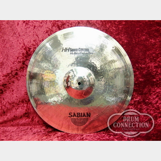 "SABIAN【全国民応援セール!】HH Sound Control Hi Bell CrashRide Brilliant 20""【受注生産モデル】"
