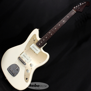 "Fender USA Limited Edition American Professional Jazzmaster ""Solid Rosewood Neck"" (Olympic White)"