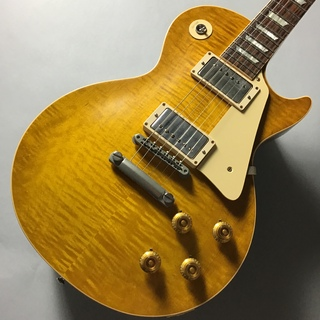 "Gibson Custom Shop (ギブソンカスタムショップ)Les Paul 1958 HRM "" Hard Rock Maple ""VOS 2017年製 / 4.08kg【即納可能】"
