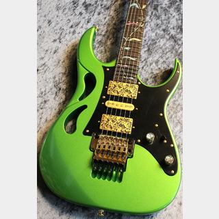 "Ibanez PIA3761 ""Paradise in Art"" Envy Green #F2033754【STEVE VAI Signature】【少数限定生産】"
