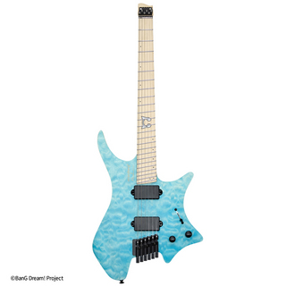 strandberg 【即納可能】Boden RAS6 RAISE A SUILEN LOCK ~Caribbean Light Blue~【バンドリ!】【朝日六花】