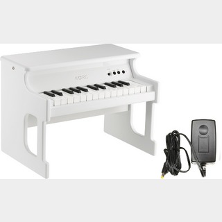 KORG tinyPIANO WH ホワイト 電源アダプターセット 【WEBSHOP】