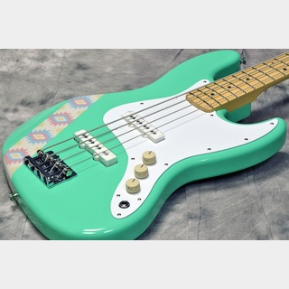 Fender Made In Japan SILENT SIREN Jazz Bass Maple Fingerboard Surf Green 【福岡パルコ店】