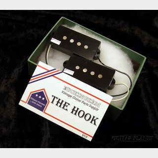 "BUCKINGHAM Vintage Guitar Parts SupplyTHE HOOK ""For 1962 PB"" 【Vintage Magnet&Vintage Wire使用】【限定生産】"