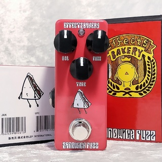 Effects Bakery Sandwich Fuzz