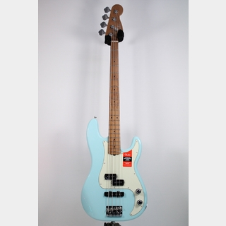 Fender Limited American Professional PJ Bass with Roasted Maple Neck / Daphne Blue