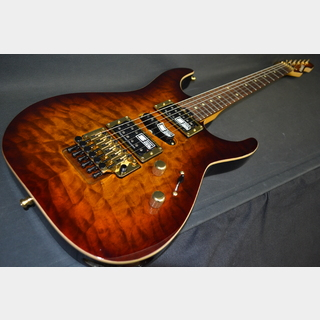 EDWARDS E-MR-165DT Cherry Brown Sunburst