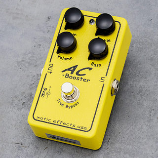 Xotic AC Booster 【FLAME UP SALE!2020年3月28日~4月5日】