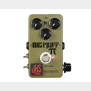 "JHS PedalsEHX Green Russian Pi ""Moscow Mod"" 【メーカー放出B級特価】"