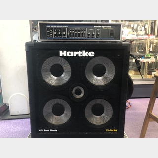 Hartke HA2000/XL4.5 set
