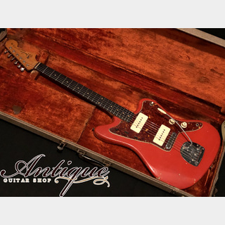 "Fender  Jazzmaster 1962年製 Dakota Red Non-Matching Head w/Black Jacaranda FB ""Super Rare Vintage"""