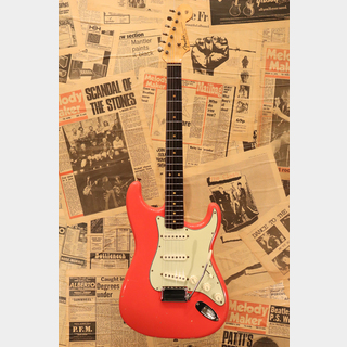 "Fender 1962 Stratocaster ""Original Fiesta Red Excellent Clean Condition"""