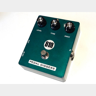 Pedal diggers 819 DLX