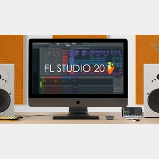 IMAGE LINE FL STUDIO 20Fruity