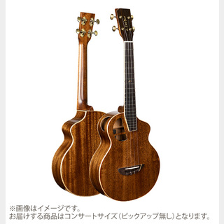 L.Luthier Le Light Maho コンサートウクレレ
