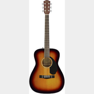 fender acousticCC-60S Concert 3-Color Sunburst アコースティックギター アコギ 【WEBSHOP】
