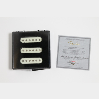 Fender Custom Shop Ancho Poblano Hand Wound Pickup Set
