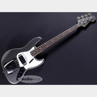 Fender Custom Shop Custom Built 1962 Jazz Bass Deluxe Closet Classic Pewter