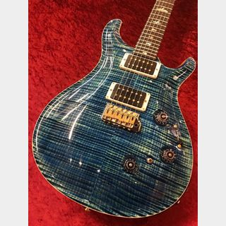 Paul Reed Smith(PRS) Wood Library Custom 24 Piezo 10 Top -River Blue- 【限定生産】