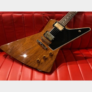 Gibson Custom Shop Historic Collection 1958 Mahogany Explorer Reissue VOS Walnut【御茶ノ水FINEST_GUITARS】