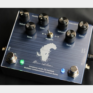 "Limetone Audio × KarDiaN funther ""Blue Edition""【3/1発売 先行予約受付中】"