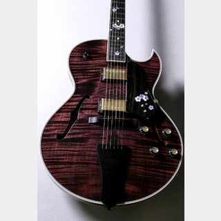 Seventy Seven Guitars HAWK/YOZAKURA-SP'19 -夜桜-【2019商談会モデル】