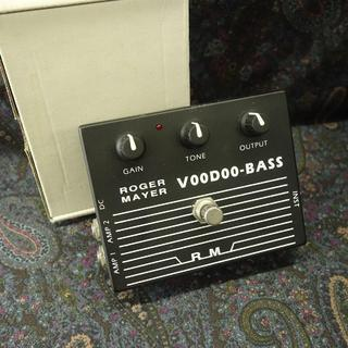 Roger Mayer VOODOO-BASS 初期型
