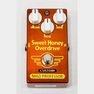 "MAD PROFESSORSWEET HONEY OVERDRIVE ""FAT BEE"" MOD"