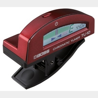 BOSS Clip-on Chromatic Tuner TU-10-RD RED 【渋谷店】